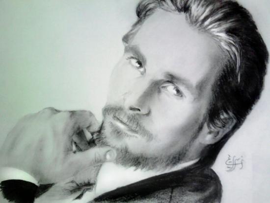 Christian Bale por myra
